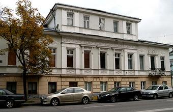 В Москве продают исторический флигель