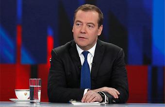 Салин — о пресс-конференции Медведева: «Налицо попытка существенно расширить аудиторию»