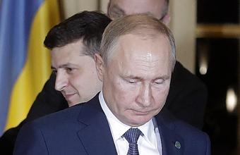 Как прошла встреча Путина и Зеленского в Париже?