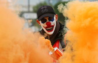 Протесты во Франции. Фотоистория