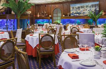 Десять самых успешных ресторанов Москвы