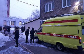 Пять человек погибли из-за прорыва трубы в пермском хостеле