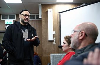 Художественную ценность «Платформы» Кирилла Серебренникова оценят критик и бухгалтер