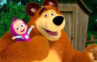 Нихао, Маша! Российский мультфильм «Маша и Медведь» покажут на китайском телевидении