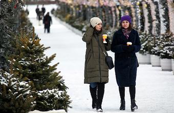 Февраль в Москве будет зимним
