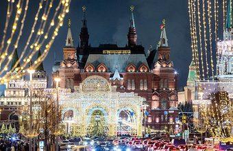 Еще неделя в новогодних декорациях: в Москве продолжается фестиваль «Путешествие в Рождество»