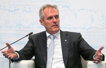 Глава OMV: Россия сможет найти судно для завершения строительства «Северного потока — 2»