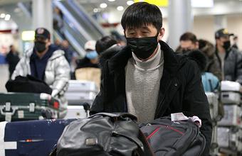 С 20 февраля граждане Китая не смогут въехать в Россию