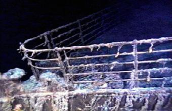 С «Титаника» хотят поднять беспроводной телеграф Marconi. Разрешит ли суд?