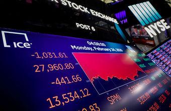 Мировые рынки слегли с коронавирусом