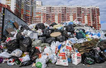 Куратор мусорной реформы: операторы в 11 российских регионах находятся на грани банкротства