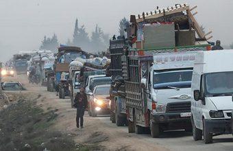 Эрдоган де-факто разорвал договор с Европой о сирийских беженцах