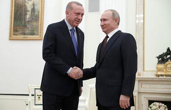 «Достаточно продуктивный и конструктивный итог». Россия и Турция договорились о прекращении огня в Сирии