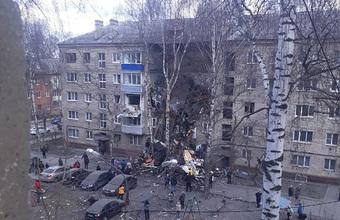 «Просто сложились все балки». Очевидец рассказал о взрыве газа в доме в Орехово-Зуеве