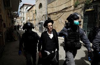 В Израиле вводится общий карантин в связи с праздником Песах