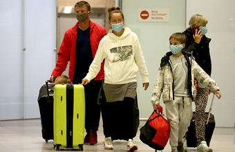 Вывозным рейсом из Индонезии в Москву вернулись более 260 россиян