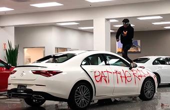 «Ешь богатых!»: расовые протесты в США превращаются в классовый бунт
