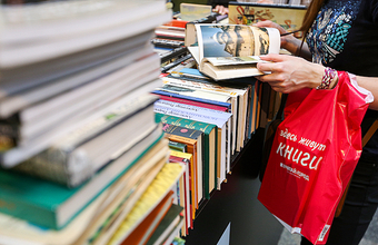 Две тонны санитайзера и билеты на конкретные сеансы. Как будет проходить книжный фестиваль «Красная площадь» в Москве