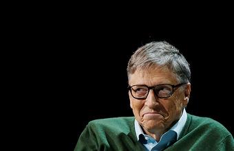 Билл Гейтс и безумная конспирологическая теория