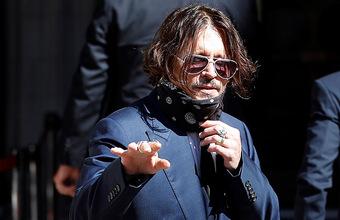 В Лондоне начался судебный процесс по иску Джонни Деппа против таблоида The Sun