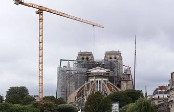 Нотр-Дам-де-Пари восстановят в первоначальном облике