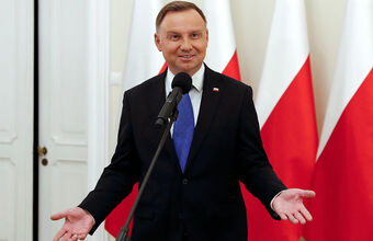 Президент Польши Анджей Дуда победил во втором туре выборов с минимальным отрывом