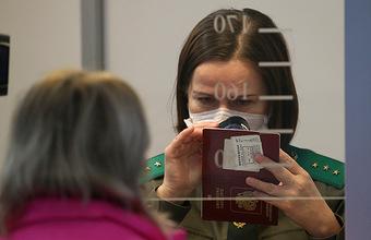 СМИ сообщили о «микропропусках», которые российские пограничники выдают въезжающим в Белоруссию гражданам РФ