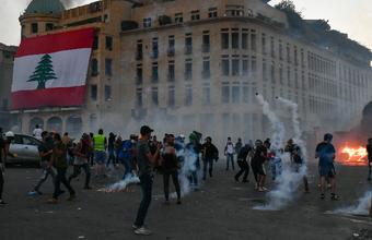 Бейрут: беспорядки и штурмы административных зданий. Чего хотят протестующие?