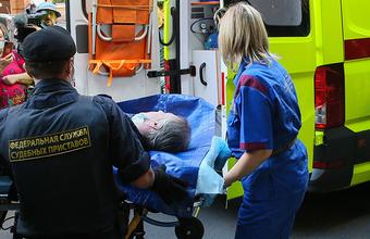 Михаила Ефремова увезли из суда в больницу с подозрением на инсульт