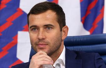 Кержаков станет главным тренером футбольного клуба «Томь»