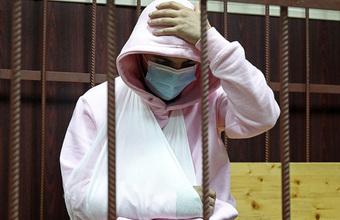 Суд арестовал рэпера Эльмина Гулиева, сбившего на Infiniti пешеходов в центре Москвы