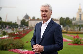Собянин просит московские компании вернуться на удаленку