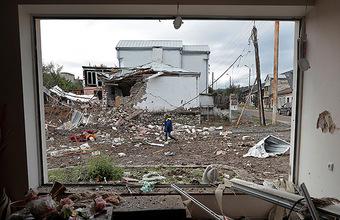 На юге Нагорного Карабаха развернулись боевые действия