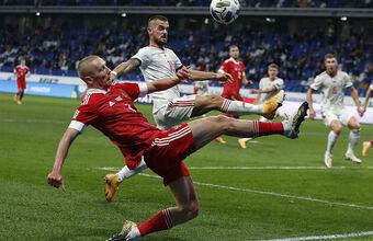 Три матча — ноль побед. Сборная России по футболу завершила октябрьскую сессию очередной ничьей