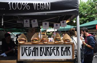 Вегетарианские бургеры спасены