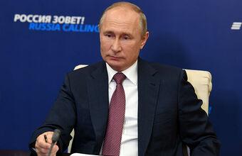 Путин: Россия допускает передачу Азербайджану семи районов, занятых Арменией