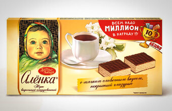 «Это торговая война». Российский торт «Аленка» сняли с продажи в Европе