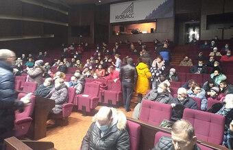 В Новокузнецке протестуют против транспортной реформы