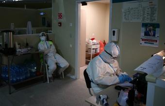 В Ульяновске опровергли информацию о больных COVID-19 медиках, которые вышли на работу