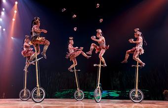 Cirque du Soleil избежал банкротства, но попал в руки кредиторов