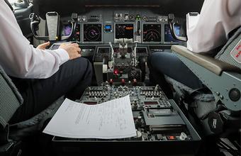Пилотам в ряде аэропортов России в декабре придется заходить на посадку по бумажным картам