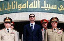 Чеченский спецназ отправляется в Сирию