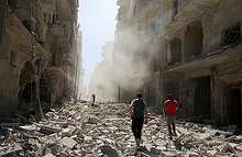 Кремль рассказал о «высших идеях» урегулирования ситуации в Сирии