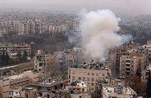 Удар по российским медикам в Сирии: «Кровь лежит на покровителях боевиков»