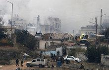 Обстрел российского госпиталя и вето по Сирии: какая судьба уготована Алеппо?