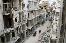 Обзор инопрессы. В Сирии русские отодвинули американцев на обочину