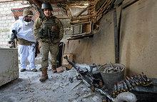 Украина не готова делиться монополией на войну?