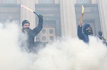 Что ответит Порошенко националистам?