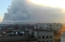 Взрыв боеприпасов в Харьковской области: Украина обвинила Россию и Донбасс