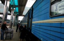 Киев остановит поезда между Украиной и Россией?